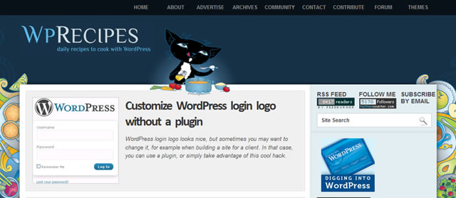 Customize WordPress Login Logo without a Plugin