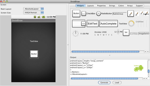 android gui designer android app developers gui kits icons fonts and tools - Ui Designer Tools
