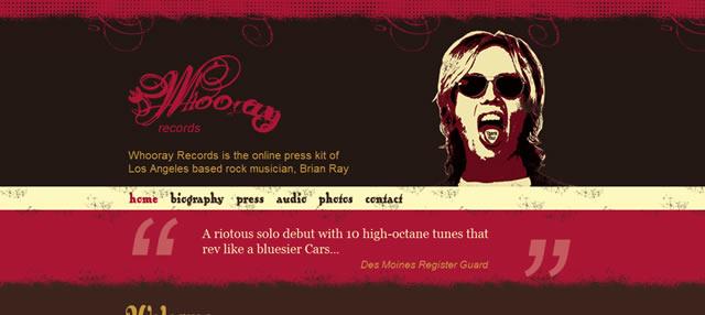 Whooray Records