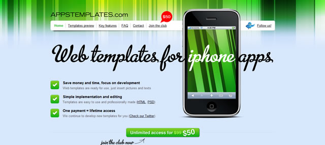Apps Templates