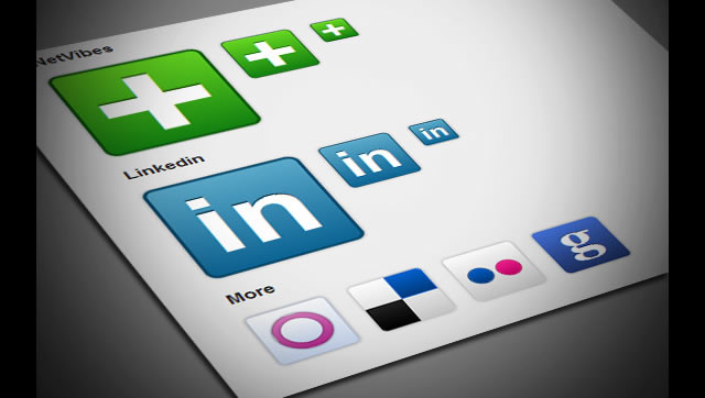Create Social Media Icons in Pure CSS
