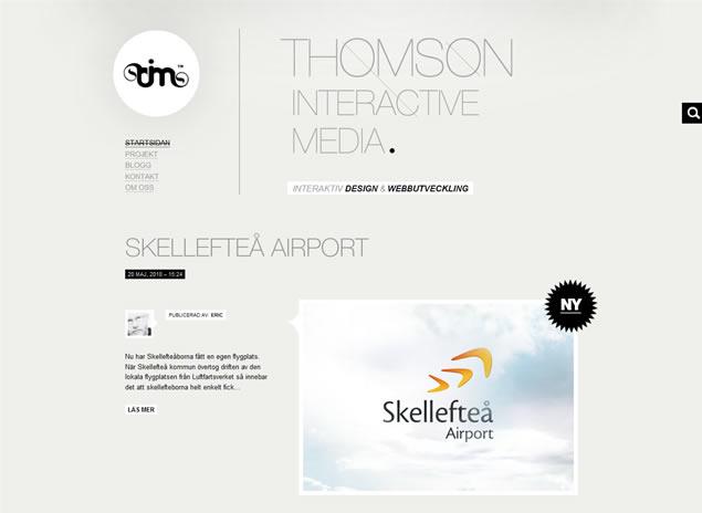 Thomson Interactive Media