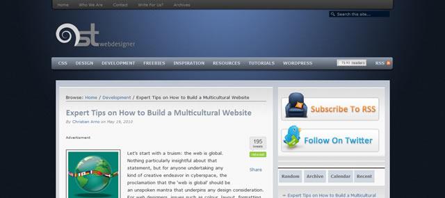 关于如何建立一个多元文化的网站专家提示