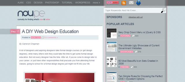 一个自己动手做网页设计教育