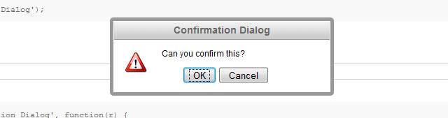 Alert Dialogs - jQuery Alert Dialogs