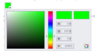 Color Select - ColorPicker