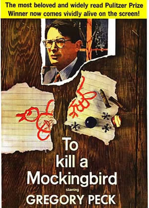 To Kill A Mockingbird - Movie Posters from the 1960s