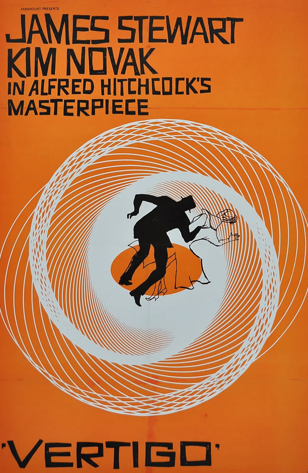 Vertigo - Movie Posters from the 1960s