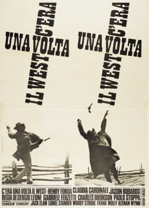 C'era una volta il West - Movie Posters from the 1960s