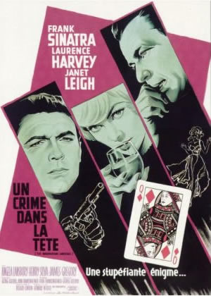 Un Crime de la Tete - Movie Posters from the 1960s