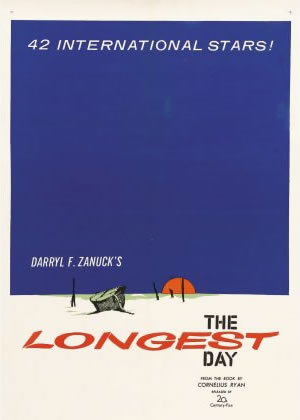 The Longest Day - Movie Posters from the 1960s