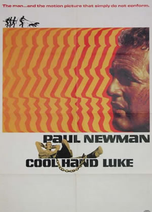 COOL HAND LUKE - Movie Posters from the 1960s