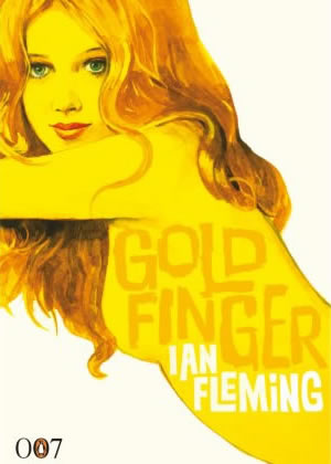Goldfinger - Movie Posters from the 1960s