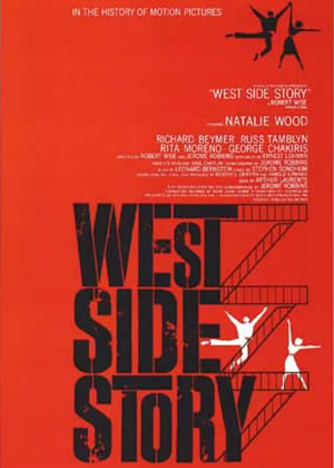 West Side Story - Movie Posters from the 1960s