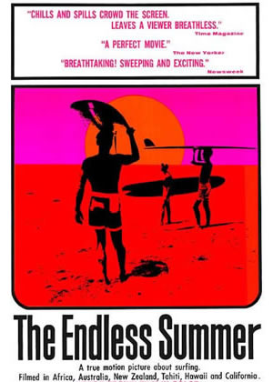 Endless Summer - Movie Posters from the 1960s