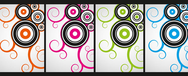 Cool Curly Vectors