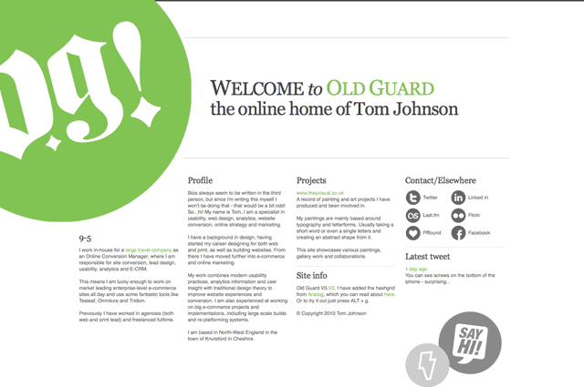 OldGuard.co.uk