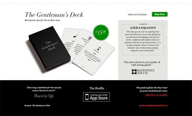TheGentlemansDeck.com