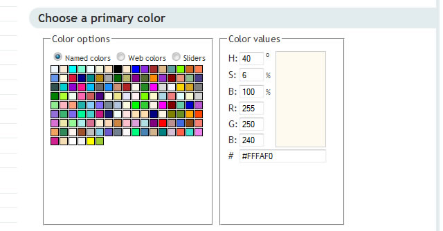 Dhtmlgoodies Color Schemer