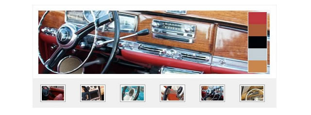 Sliding CSS3 Transition Image Gallery