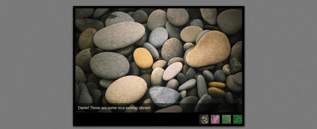 Pure CSS3 Animated Sliding Image Gallery