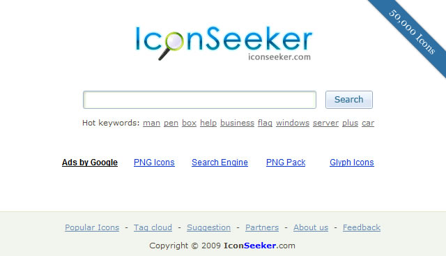 Icon Seeker - Icon Search Engine