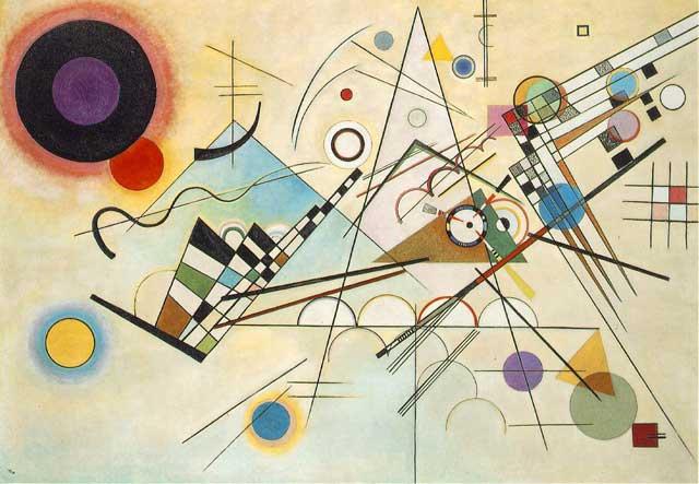 Kandinsky Composition 8