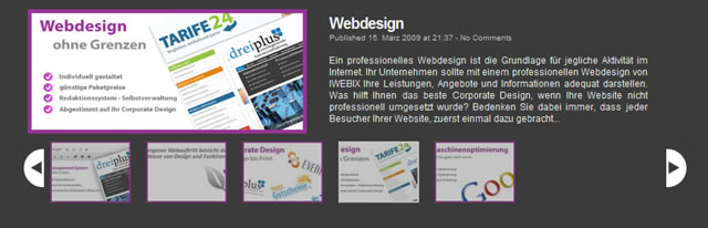 Front Slider Wordpress Plugin