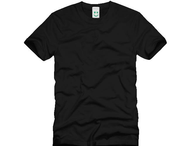 Blank T Shirt Template Psd
