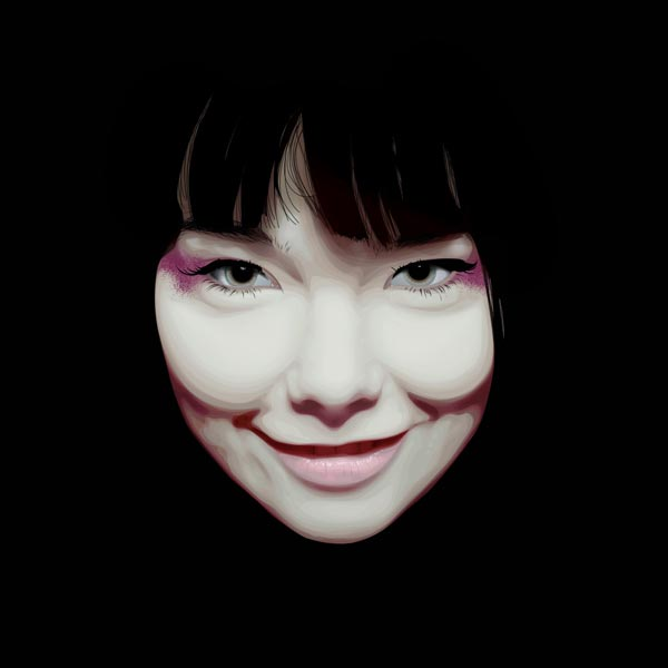 Beautiful Inspirational Examples Of Vector Portrait Art