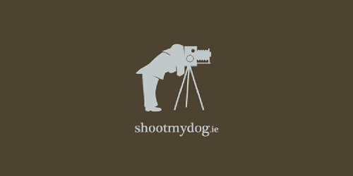 Madelyne Photographer Shootmydog Logo