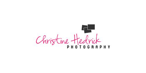 Christine Hedrick Photography Logo