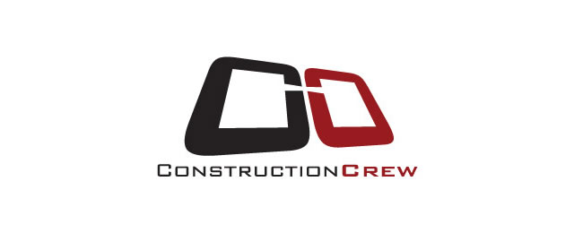 Construction Crew Logo