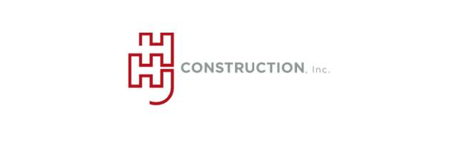HHJ Construction, Inc. Logo