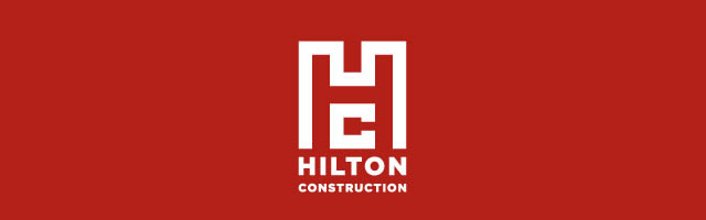Hilton Construction Logo