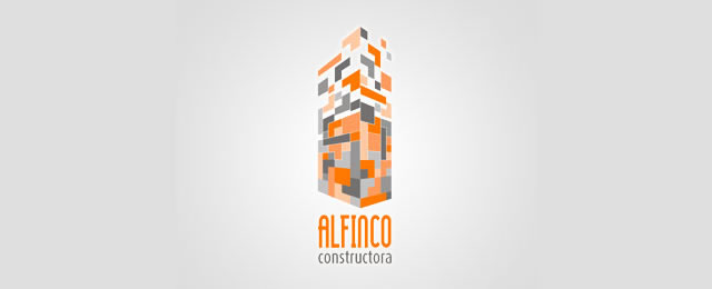 30 inspiring logo design examples for construction for Architecture logo inspiration