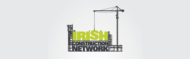 Irish Construction Network Logo