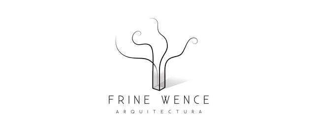 Frine Wence Arquitectura Logo
