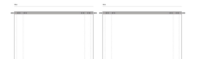 a collection of printable web browser wireframing templates for