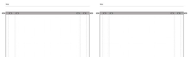 2 Panel & Notes (Landscape)