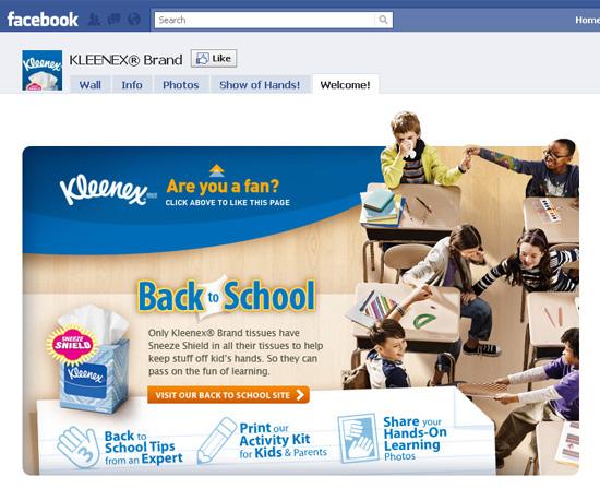 Kleenex Brand