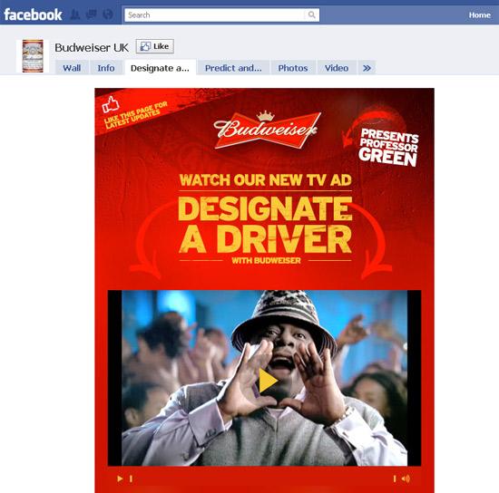 Budweiser UK