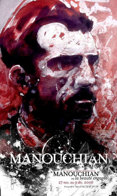 Manouchian Poster