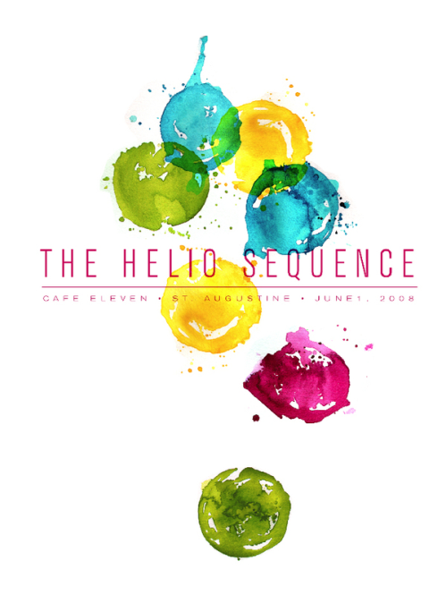 Helio Sequence Poster