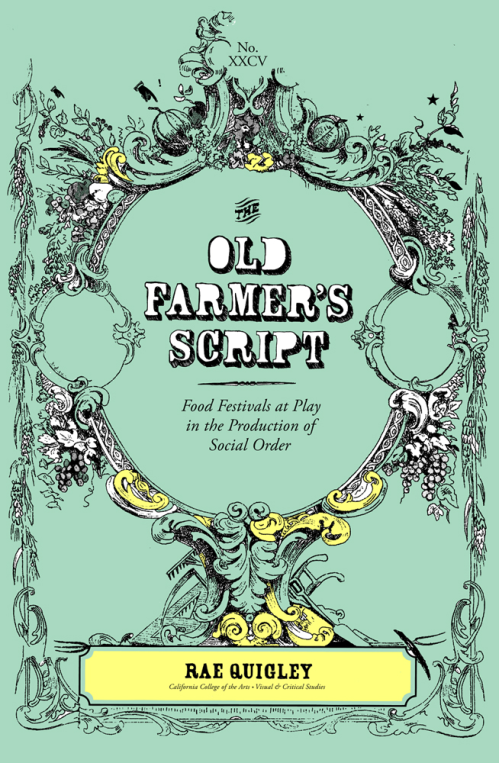 Old Farmers Script Poster