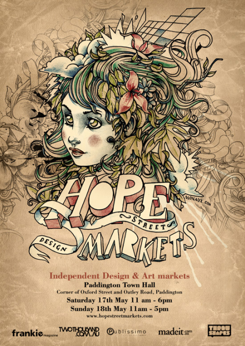 Hope Markets Poster