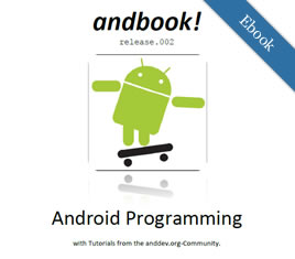 Free Android Developer Ebook: andbook!