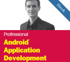 Free Android Developer Ebook: Professional Android Application Development