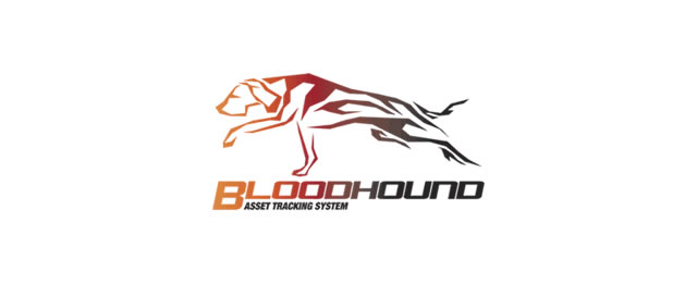 Bloodhound Logo animal