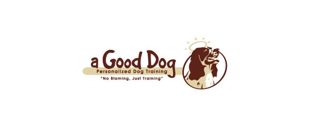 A Good Dog Logo animal